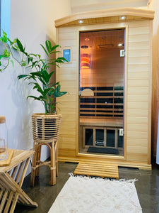 infrared sauna, Perth Sauna, perth detox, perth day spa, Perth Organic Day Spa, Organic Facial