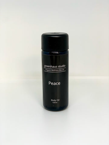 Body Oil - Peace