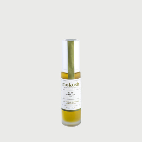 Mokosh Baby Massage Oil 30ml
