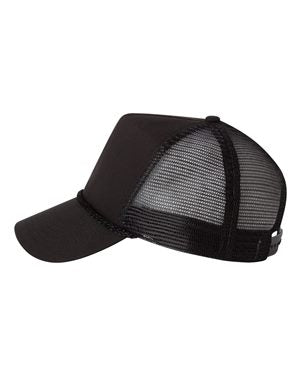 Valucap - Five-Panel Mesh-Back Trucker Cap