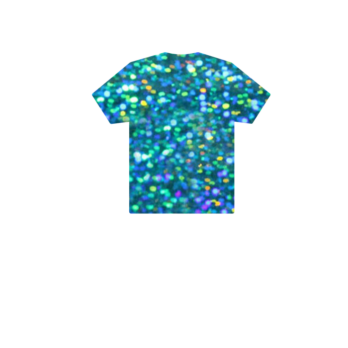 Holographic Heat Transfer Vinyl 20""