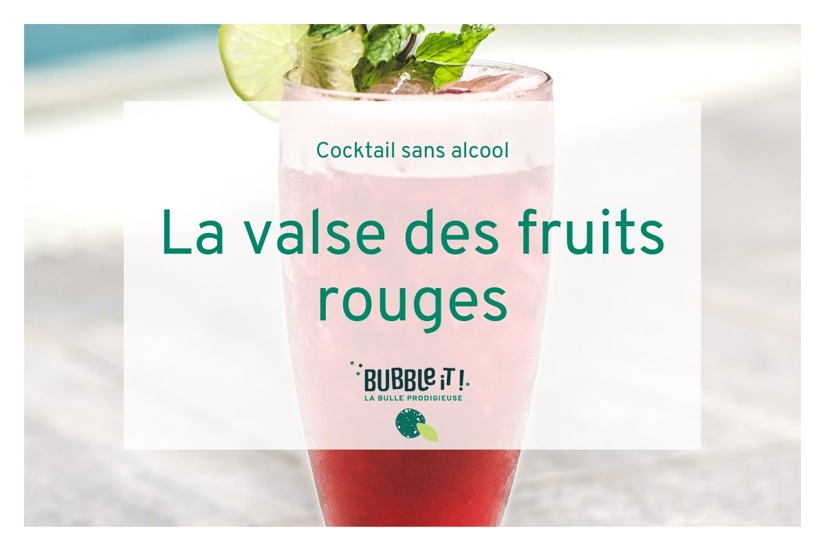 La valse des fruits rouges