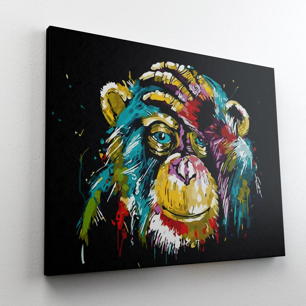 paint-by-numbers-colorful-monkey