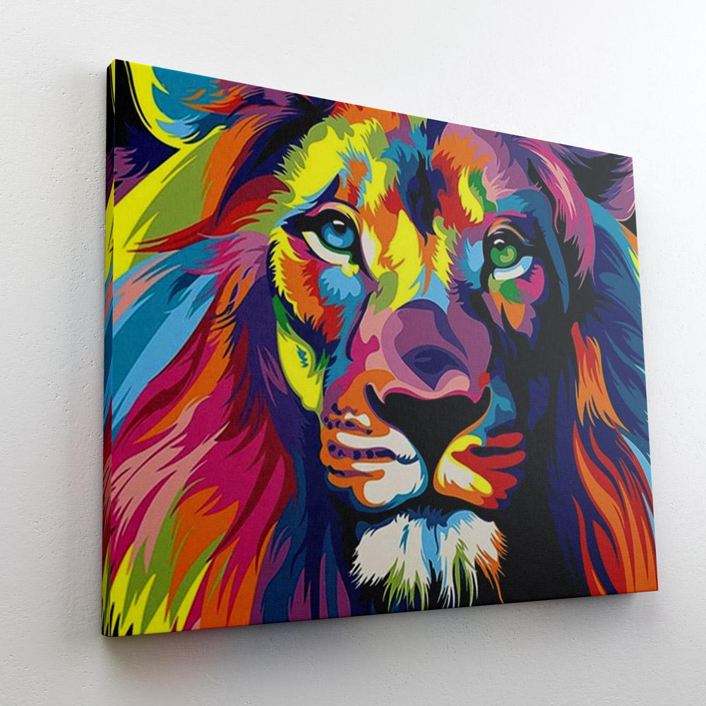 paint-by-numbers-colorful-lion