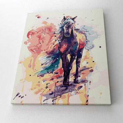 paint-by-numbers-watercolor-horse
