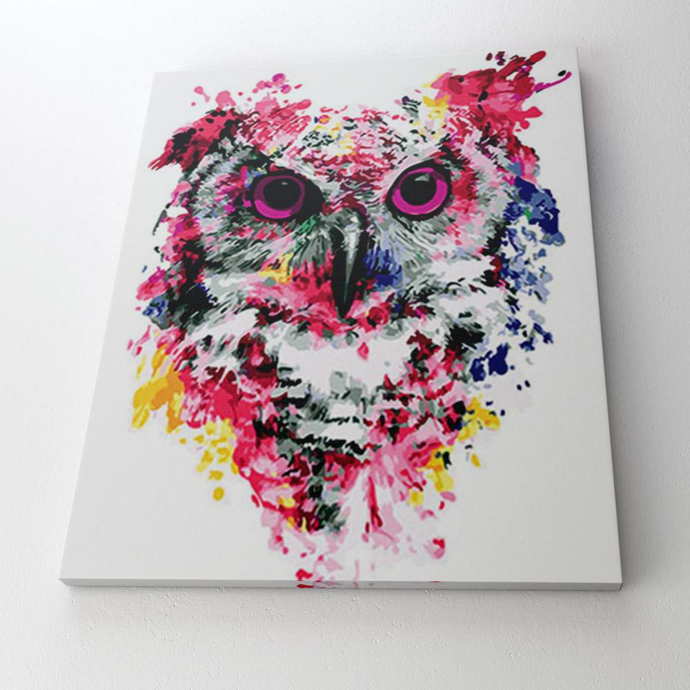 paint-by-numbers-watercolor-owl