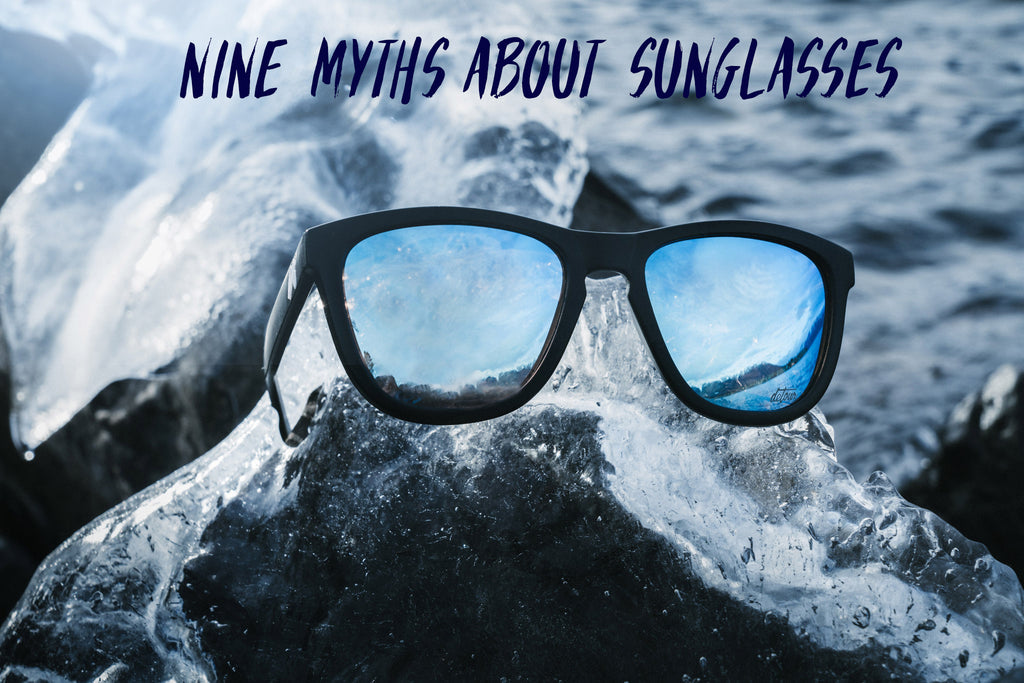 Nine myths about sunglasses