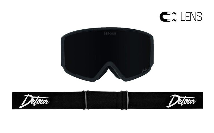 Axis Snow, Black googles, best snowboard goggles