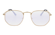 Gold - Blue Light Blockers - Bermuda