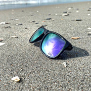 Eminence - Clean Black- Purple Lens Polarized - Eminence