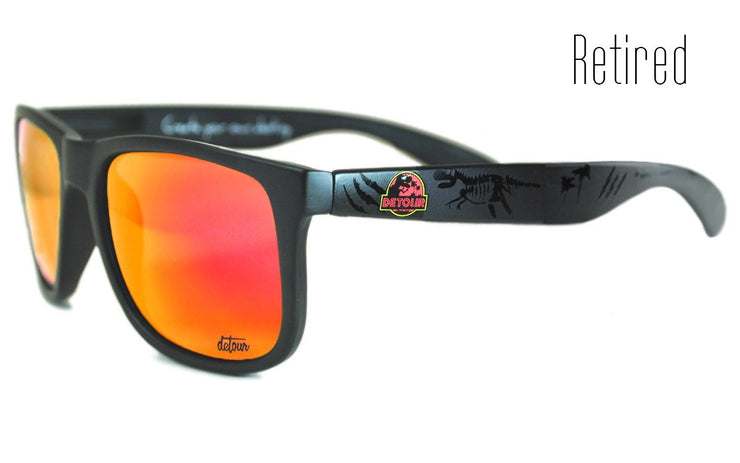 Eminence - Dino Edition - Red Sunset Lens Polarized - Eminence