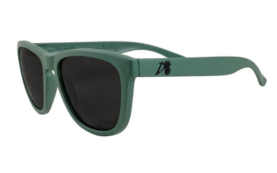 Essentials - Palm Green - Jet Black Lens Polarized - Essentials