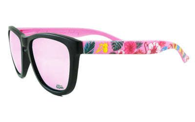 Essentials - Pink Breeze - Pink Lens Polarized - Essentials