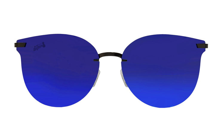 Galaxy Blurple Lens Polarized - Riptide