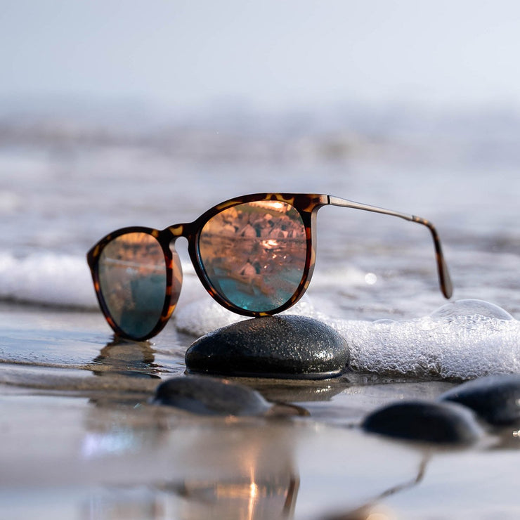 Hurricane - Hurricane - Tortoise Shell - Dreamsicle Polarized