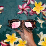 Hurricane - Hurricane - Tortoise Shell - Pink Lemonade Polarized