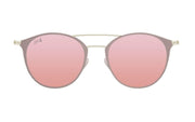 Mauve Pink - Rose Lens Polarized - Ocean Ave