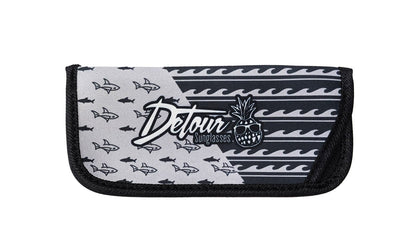 Premium Pouch - Sharks & Stripes Blackout