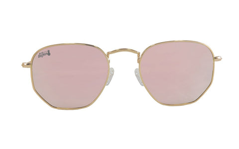 Rose Gold Polarized - Bermuda