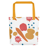 Good Apple - All-Over Tote Bag