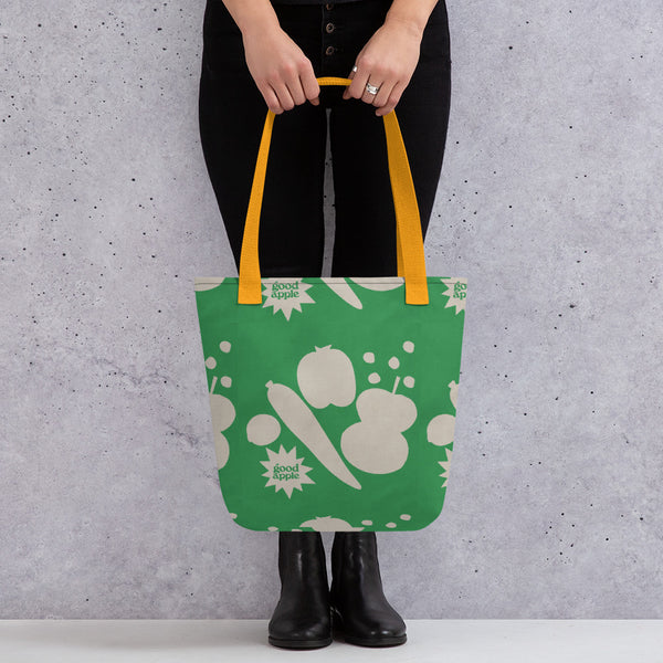 Good Apple - Tote Bag - Green
