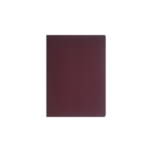 Burgundy - Soft Cover