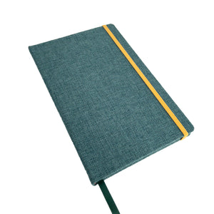 Green Textured - Hard Cover