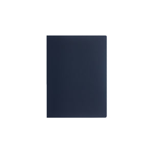 Navy Blue - Pocket - Soft Cover