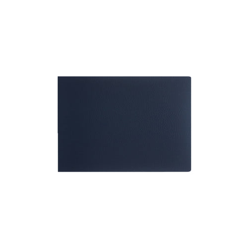 Navy Blue - Flip - Soft Cover