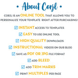 Corjl instructions step by step guide by invite central