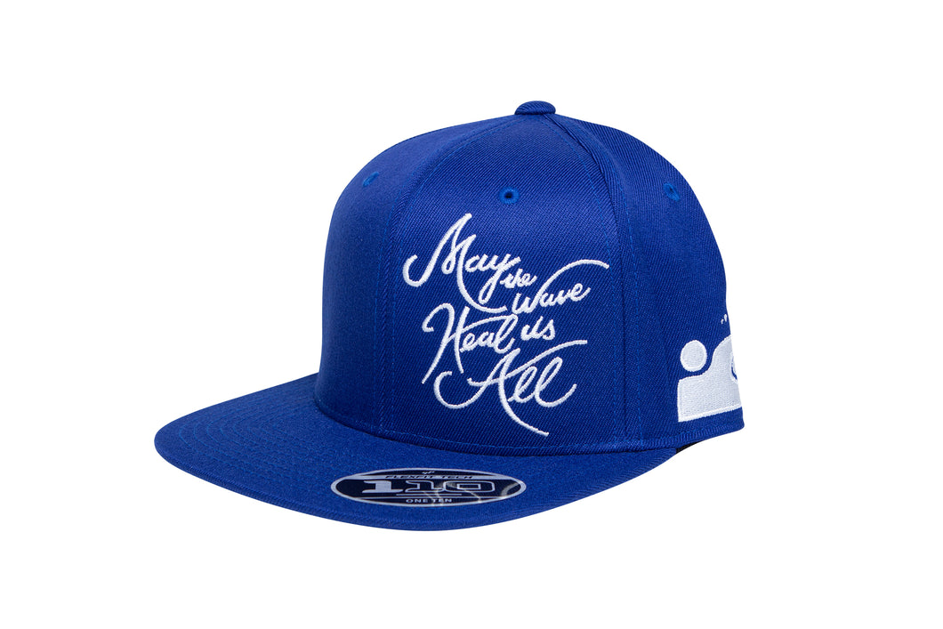 May the Wave Heal Us All Hat