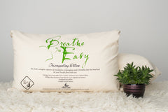 Breathe Easy Pillow - MADE IN NZ