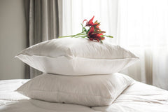 80% Hungarian Goose Down Pillow - Made in NZ