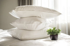 25% Hungarian White Duck Down Pillow - Made in NZ