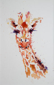 Giraffe (Number TWO)