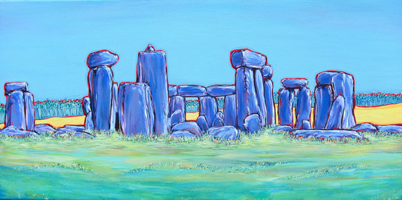 Sacred Wonder of Stonehenge