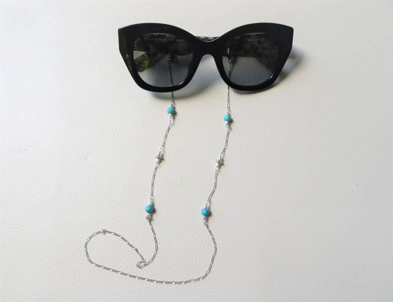 Summer Gift Idea! Eyewear Jewelry