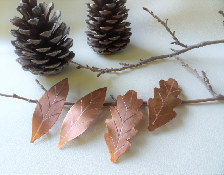 New Items! Fallen Leaves Hair Accessories!