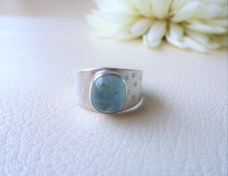 March Birthstone Aquamarine New Items