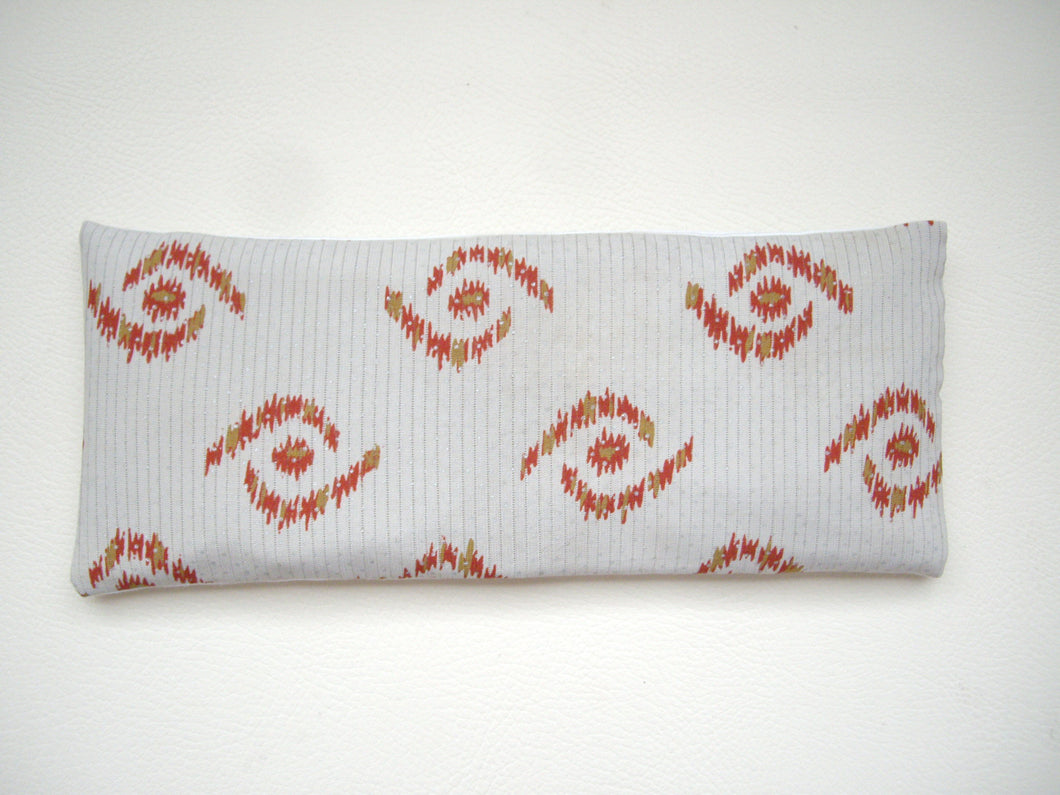 Abstract Pattern Kimono Fabric Eye Pillow