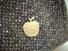 Load image into Gallery viewer, Apple Pin Brooch, For Shawl, Scarf, Hat, Teacher's Gift
