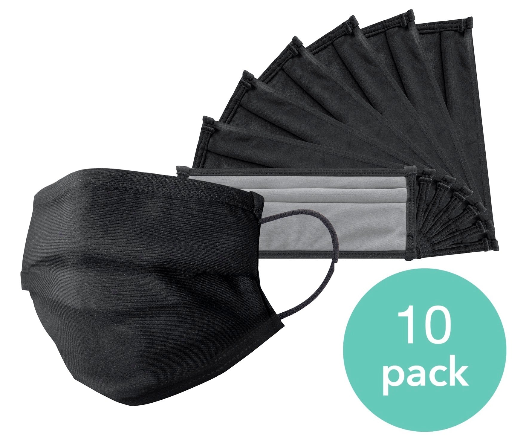 20 Wash Reusable MarketMask™ (10-Pack)