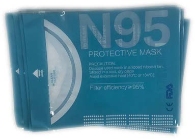 Box of N95 Masks - 20 PCS