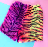 Mix & match furry hot pants ( more colour options)