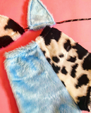 Mix & Match fluffy animal print co-ords(MORE COLOURS& PATTERNS!)
