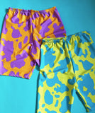Crazy cow cycle shorts ( more colour options)