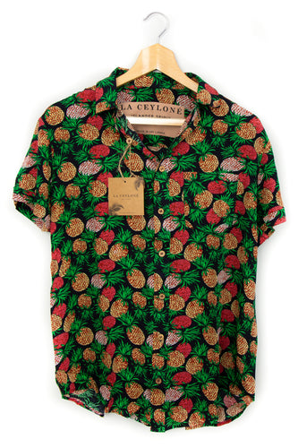 Pineapple Fiesta hawaiian shirt