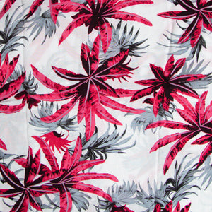 Coconut Life - Red-Tropical shirts