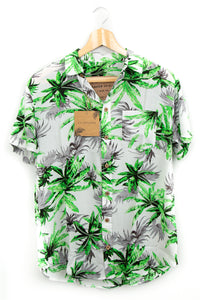 Tropical Green Shirt