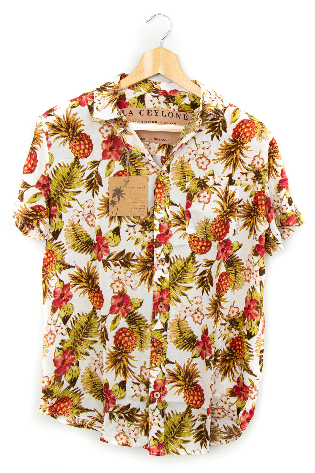 Pineapple Frooty hawaiian shirt